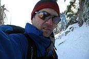 I return to skiing