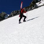 Andy Climbs Baldy Bowl