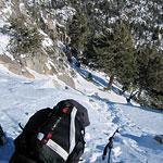 Near Cornell Peak