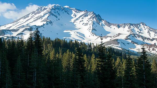 Skiing Avalanche Gulch mt Shasta Mount Shasta Avalanche Gulch